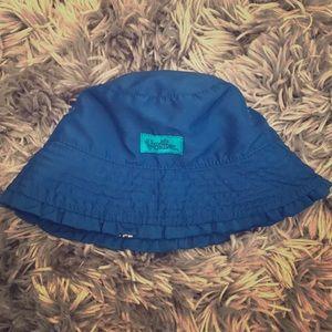 UV SKINZ UPF 50+ Girls reversible bucket hat - 3